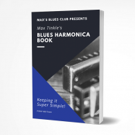 Max Tinkle's Blues Harmonica eBook