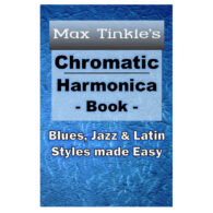 Max Tinkle's Chromatic Harmonica Book <span class=
