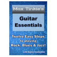 Max Tinkle's Guitar Essentials <span class=
